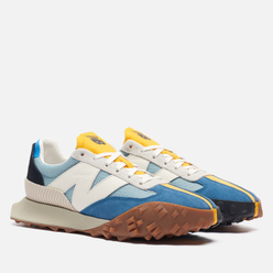 Мужские кроссовки New Balance XC-72 Blue/Yellow