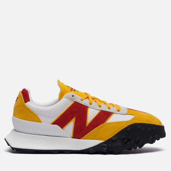 Кроссовки New Balance x Casablanca XC-72 Yellow/Red