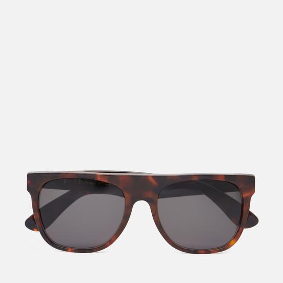 Солнцезащитные очки RETROSUPERFUTURE Flat Top Classic Havana