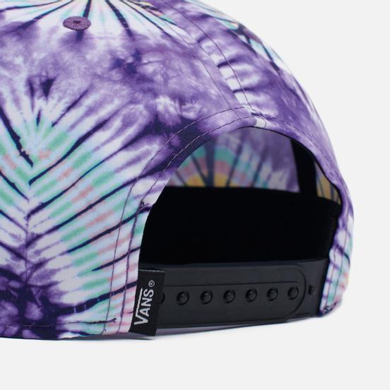 Кепка Vans Allover Tie Dye New Age Purple
