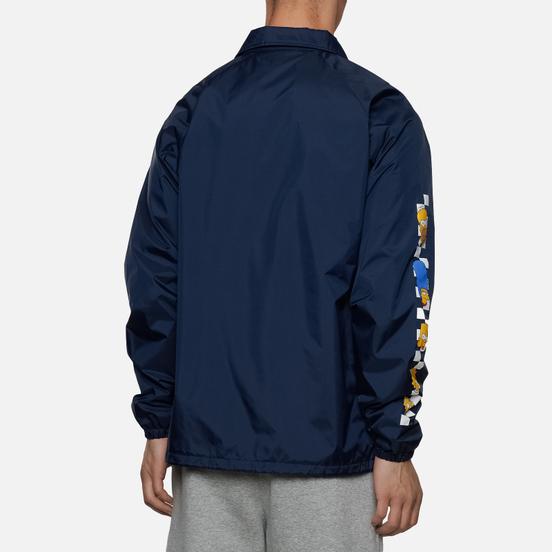 Мужская куртка ветровка Vans x The Simpsons Family Torrey Navy