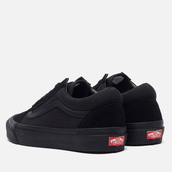 Кеды Vans Old Skool 36 DX Anaheim Factory Black/Black