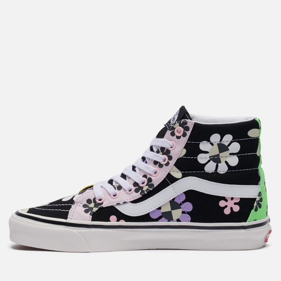 Кеды Vans SK8-Hi 38 DX Anaheim Factory Psychedelic Floral