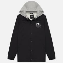Мужская куртка ветровка Vans Riley New Varsity Black