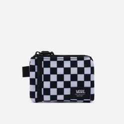Кошелек Vans Pouch Black/White Check