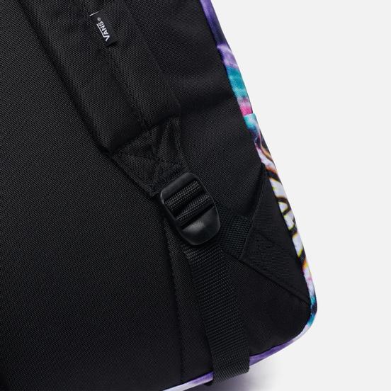 Рюкзак Vans Old Skool III Off The Wall New Age Purple Tie Dye