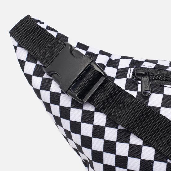 Сумка на пояс Vans Ranger Checkerboard Black/White