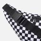 Сумка на пояс Vans Ranger Checkerboard Black/White фото - 2
