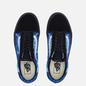 Мужские кеды Vans Old Skool Lightning Black/Blue фото - 1