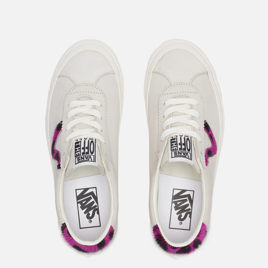 Кеды Vans Style 73 DX Anaheim Factory Marshmallow/Dalmatian