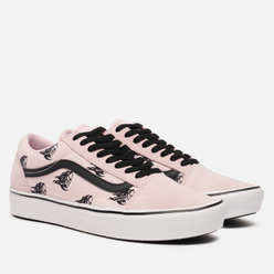 Кеды Vans Comfycush Old Skool Classic Sixty Sixers Blushing Bride/Black