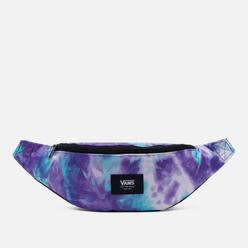 Сумка на пояс Vans Ward Cross Body Mini Tie Dye English Lavender Tie Dye