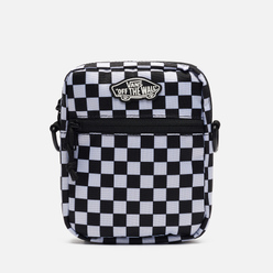 Сумка Vans Street Ready II Black/White Checkerboard