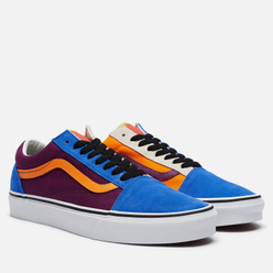 Кеды Vans Old Skool Mix & Match Grape Juice/Bright Marigold