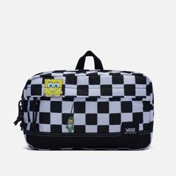 Сумка на пояс Vans x SpongeBob SquarePants Construct Checkerboard