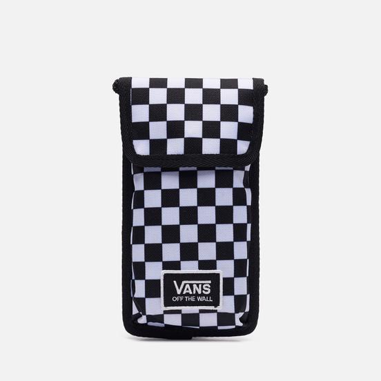 Сумка Vans Hold Tha Phone Case Checkerboard