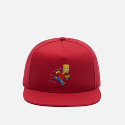 Кепка Vans x The Simpsons El Barto Red