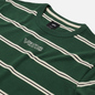 Мужская футболка Vans Stripe Sixty Sixers Pine Needle фото - 1
