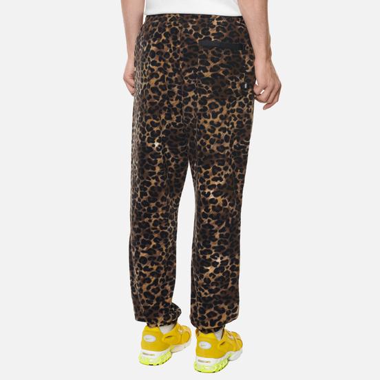 Мужские брюки Vans Polar Fleece Leopard