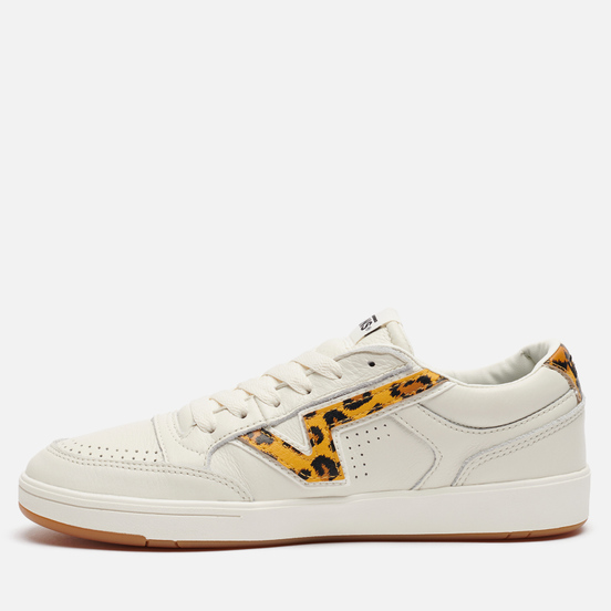 Мужские кроссовки Vans Lowland CC Big Cat Marshmellow/Leopard