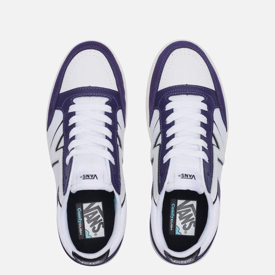 Мужские кроссовки Vans Lowland CC Freshman Pack Astral Aura/Black