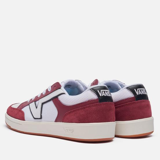 Мужские кроссовки Vans Lowland CC Freshman Pomegranate/Black