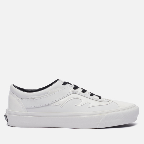 Мужские кеды Vans Bold Ni FT Flamez True White/Black