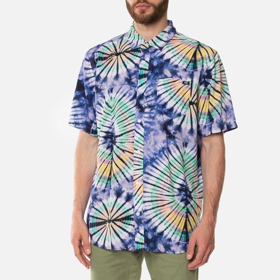 Мужская рубашка Vans New Age Tie-Dye Purple
