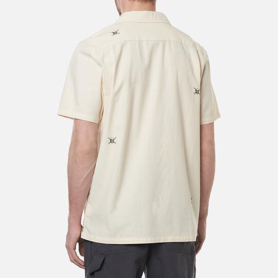 Мужская рубашка Vans New Varsity Woven Seed Pearl