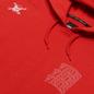 Мужская толстовка Vans New Varsity Hoodie Risk Red фото - 1