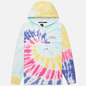 Мужская толстовка Vans New Age Hoodie Rainbow Spectrum Tie Dye фото - 0