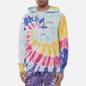 Мужская толстовка Vans New Age Hoodie Rainbow Spectrum Tie Dye фото - 2