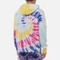 Мужская толстовка Vans New Age Hoodie Rainbow Spectrum Tie Dye фото - 3