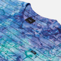Мужская футболка Vans Tie Dye Checkerstripe English Lavender фото - 1