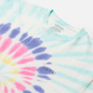 Мужская футболка Vans Drop V Spiral Tie Dye Rainbow Spectrum Tie Dye фото - 1