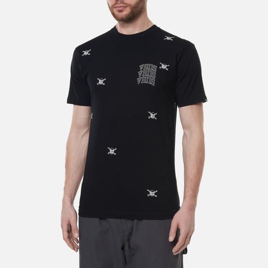 Мужская футболка Vans New Varsity Black