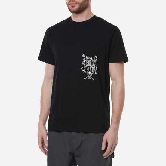 Мужская футболка Vans New Varsity Pocket Black