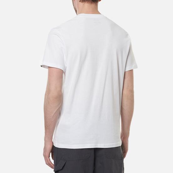 Мужская футболка Vans New Varsity Pocket White