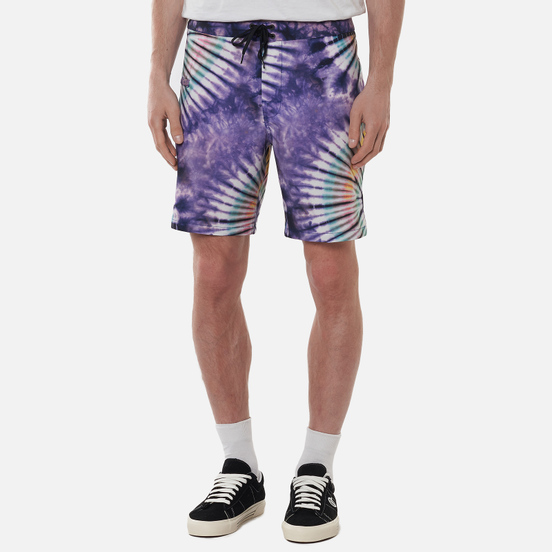 Мужские шорты Vans New Age New Age Purple Tie Dye