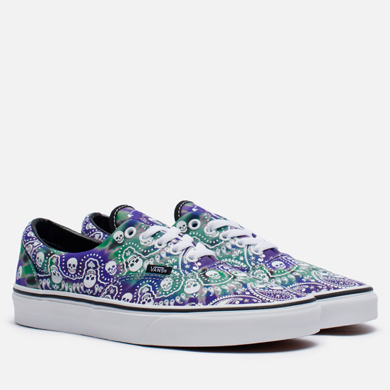 Мужские кеды Vans Bandana Era Tie Dye/Purple