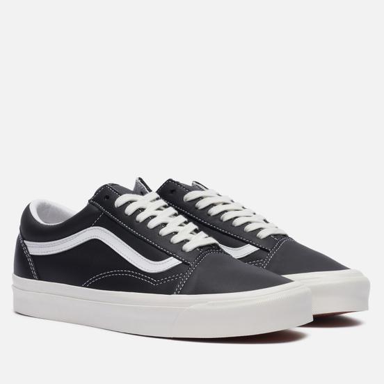 Кеды Vans Old Skool 36 DX Anaheim Factory Black/Leather