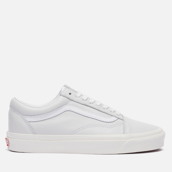 Кеды Vans Old Skool 36 DX Anaheim Factory True White/Leather