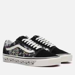 Кеды Vans Old Skool 36 DX Anaheim Factory Paisley/Black