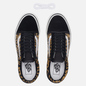 Кеды Vans Old Skool 36 DX Anaheim Factory Black/Tan Leopard фото - 1