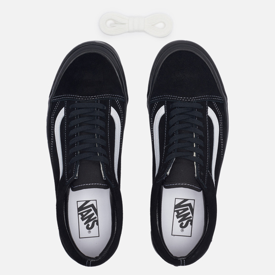 Кеды Vans Old Skool 36 DX Anaheim Factory Black/White/Black