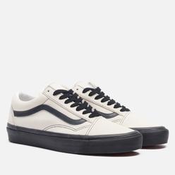 Кеды Vans Old Skool 36 DX Anaheim Factory OG White Black/OG Black