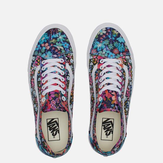 Кеды Vans x Liberty Fabric Old Skool Tapered Multi/Black Floral