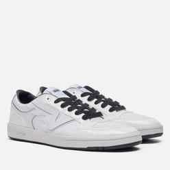 Мужские кроссовки Vans Lowland CC FT Flamez True White/Black