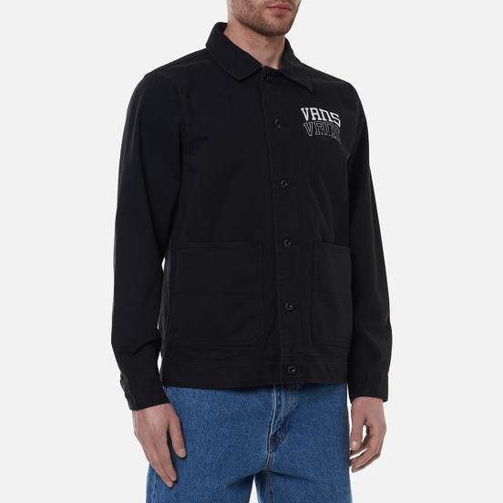 Мужская куртка Vans New Varsity Drill Black