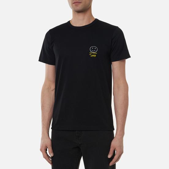 Мужская футболка Vans x Chris Johanson Three Palms Vintage Black